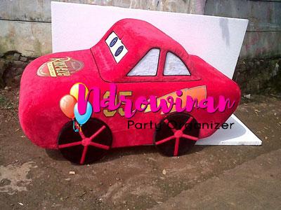 miniatur styrofoam cars