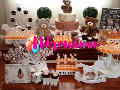 dessert table sweet corner jakarta dan dekorasi