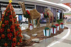 Jasa Dekorasi Mall bahan Styrofoam Harga Terbaik