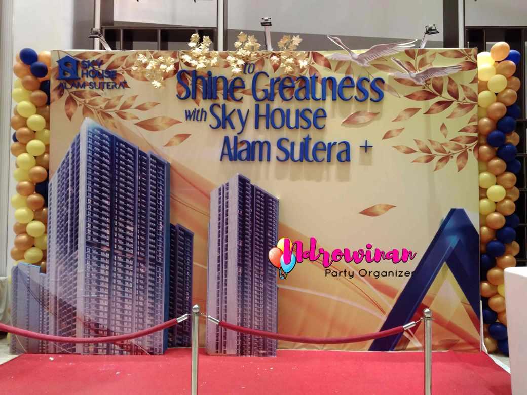 foto Dekorasi Mall Alam sutera