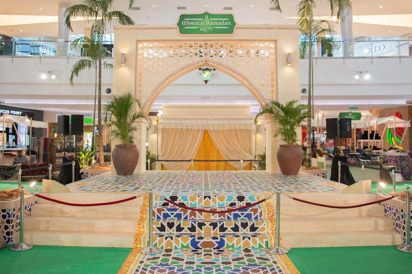 Jasa dekorasi ramadhan harga murah