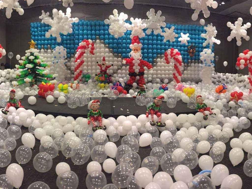 Jasa Dekorasi Natal Dan Tahun Baru Harga Murah Eo Ulang